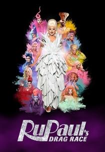 RuPaul's Drag Race (9ª Temporada) - Poster / Capa / Cartaz - Oficial 3