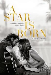 Nasce Uma Estrela - Poster / Capa / Cartaz - Oficial 3