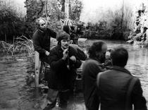 Os Dias Brancos - Anotações Sobre A Filmagem de Nostalgia, de Andrei Tarkóvski - Poster / Capa / Cartaz - Oficial 1