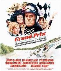 Grand Prix - Poster / Capa / Cartaz - Oficial 1