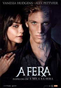 A Fera - Poster / Capa / Cartaz - Oficial 3