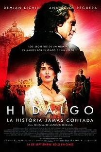 Hidalgo - A História Jamais Contada - Poster / Capa / Cartaz - Oficial 3