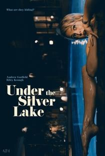 O Mistério de Silver Lake - Poster / Capa / Cartaz - Oficial 2