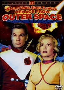 Menace from Outer Space - Poster / Capa / Cartaz - Oficial 1