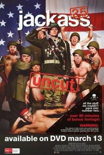 Jackass 2.5 - Poster / Capa / Cartaz - Oficial 2