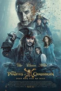 Piratas do Caribe: A Vingança de Salazar - Poster / Capa / Cartaz - Oficial 8