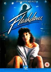 Flashdance - Em Ritmo de Embalo - Poster / Capa / Cartaz - Oficial 4
