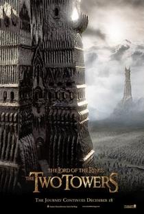 O Senhor dos Anéis: As Duas Torres - Poster / Capa / Cartaz - Oficial 3