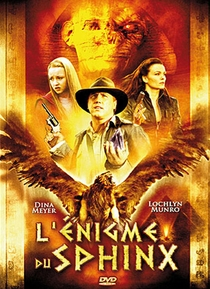 Os Enigmas da Esfinge Mortal - Poster / Capa / Cartaz - Oficial 1