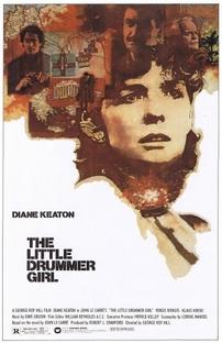 A Garota do Tambor - Poster / Capa / Cartaz - Oficial 1