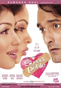 Shaadi Se Pehle - Antes do Casamento - Poster / Capa / Cartaz - Oficial 1