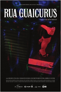 Rua Guaicurus - Poster / Capa / Cartaz - Oficial 1
