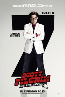 Scott Pilgrim Contra o Mundo - Poster / Capa / Cartaz - Oficial 12