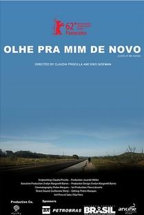 Olhe Pra Mim de Novo - Poster / Capa / Cartaz - Oficial 1