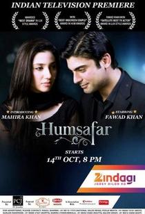 Humsafar - Poster / Capa / Cartaz - Oficial 1