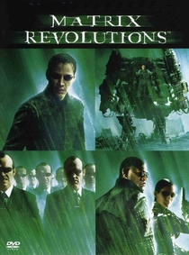 Matrix Revolutions - Poster / Capa / Cartaz - Oficial 3
