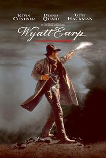 Wyatt Earp - Poster / Capa / Cartaz - Oficial 1