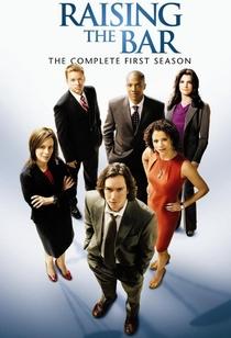 Raising the Bar (1ª Temporada) - Poster / Capa / Cartaz - Oficial 1