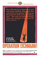 Eichmann, Assassino Número 1 (Operation Eichmann)