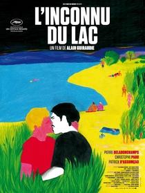 Um Estranho no Lago - Poster / Capa / Cartaz - Oficial 1