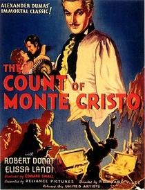 O Conde de Monte Cristo - Poster / Capa / Cartaz - Oficial 3