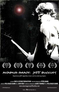 Amazing Grace: Jeff Buckley - Poster / Capa / Cartaz - Oficial 1