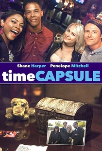 The Time Capsule - Poster / Capa / Cartaz - Oficial 1