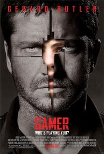 Gamer - Poster / Capa / Cartaz - Oficial 1