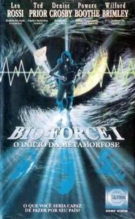Bio-force I: O Início da Metamorfose - Poster / Capa / Cartaz - Oficial 1