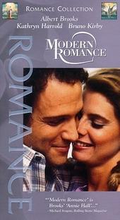 Um Romance Moderno - Poster / Capa / Cartaz - Oficial 3