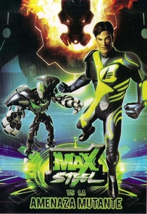 Max Steel Vs. A Ameaça Mutante - Poster / Capa / Cartaz - Oficial 1