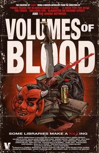Volumes Of Blood - Poster / Capa / Cartaz - Oficial 1