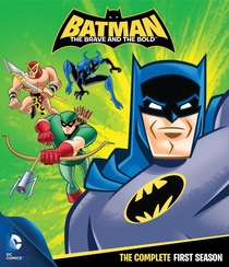Batman: Os Bravos e Destemidos (1ª Temporada) - Poster / Capa / Cartaz - Oficial 1