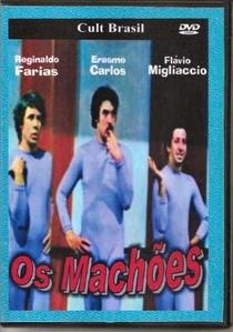 Os Machões - Poster / Capa / Cartaz - Oficial 1