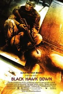 Falcão Negro em Perigo - Poster / Capa / Cartaz - Oficial 1