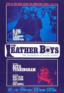 The Leather Boys - Poster / Capa / Cartaz - Oficial 2