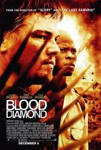 Diamante de Sangue - Poster / Capa / Cartaz - Oficial 6