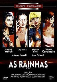 As Rainhas - Poster / Capa / Cartaz - Oficial 1