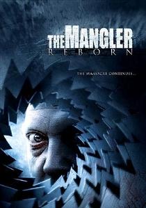 Mangler - O Massacre - Poster / Capa / Cartaz - Oficial 1