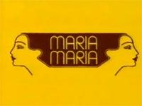 Maria Maria - Poster / Capa / Cartaz - Oficial 1