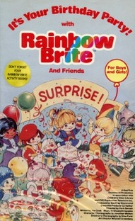 It's Your Birthday Party with Rainbow Brite and Friends - Poster / Capa / Cartaz - Oficial 1