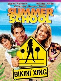 Curso de Verão - Poster / Capa / Cartaz - Oficial 6