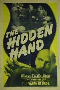 The Hidden Hand - Poster / Capa / Cartaz - Oficial 1