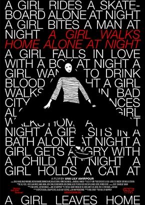 Garota Sombria Caminha Pela Noite - 17 de Dezembro de 2015