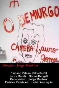 O Demiurgo - Poster / Capa / Cartaz - Oficial 1