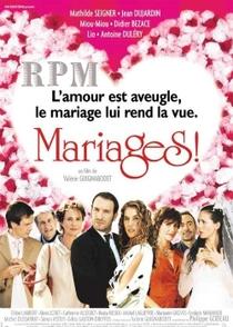 Casos e Casamentos - Poster / Capa / Cartaz - Oficial 1