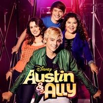 Austin & Ally (2ª Temporada) - Poster / Capa / Cartaz - Oficial 1