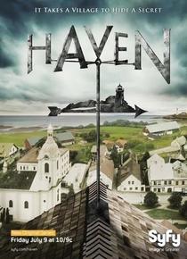 Haven (3ª Temporada) - Poster / Capa / Cartaz - Oficial 4