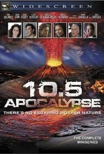 Apocalipse - Poster / Capa / Cartaz - Oficial 1