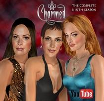 Charmed - Jovens Bruxas (9ª Temporada) - Poster / Capa / Cartaz - Oficial 1